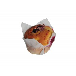 Blueberry & Apple Muffin