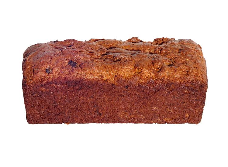 BANANA WALNUT BREAD (Flourless)